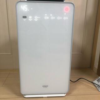 日立 - 【美品】加湿空気清浄機 EP-KVG700 クリエア 花粉対策