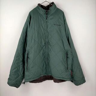 Columbia - コロンビア キルティングジャケット 防寒 冬 キャンプ アウトドア カジュアル
