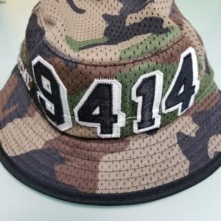 シュプリーム(Supreme)のSupreme 14ss Camo Mesh Crusher Hat 9414(ハット)