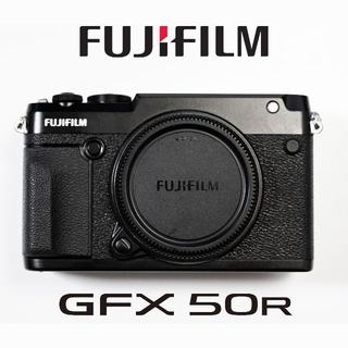 富士フイルム - GFX50R ボディのみ