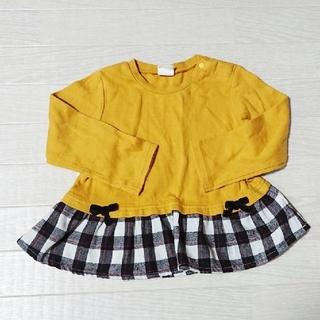 アカチャンホンポ(アカチャンホンポ)のアカチャンホンポ チュニック 90センチ(Tシャツ/カットソー)