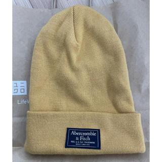 Abercrombie&Fitch - アバクロ ニット帽 美品
