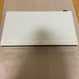 アクオス(AQUOS)のSHARP AQUOS ブルーレイ BD-W1800W 1TB(ブルーレイレコーダー)