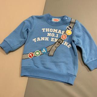 シマムラ(しまむら)のトーマス トップス トレーナー 90(Tシャツ/カットソー)