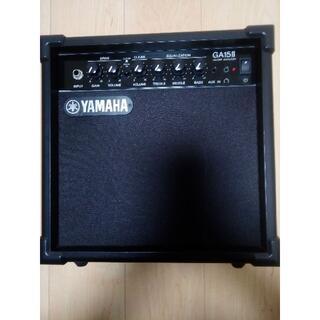 ヤマハ(ヤマハ)のyamaha  GA15II GA15Ⅱ ヤマハ ギターアンプ(ギターアンプ)