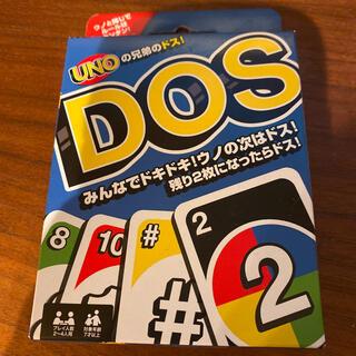 ウーノ(UNO)のDOSカードゲーム(トランプ/UNO)