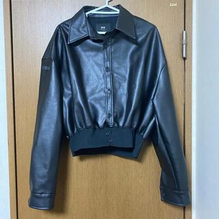 ジルサンダー(Jil Sander)のNobuaki Haraguhi nv レザーシャツ(シャツ)