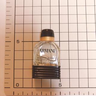 アルマーニエクスチェンジ(ARMANI EXCHANGE)のARMANI 香水 ミニサイズ(香水(男性用))
