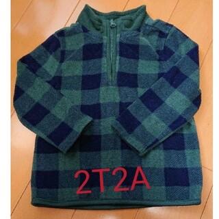 オールドネイビー(Old Navy)のオールドネイビー 2T2A(Tシャツ/カットソー)