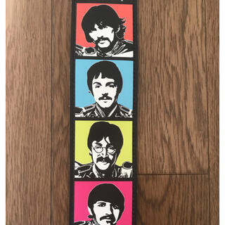ダダリオ ギターストラップ The Beatles Vegan Strap (ストラップ)