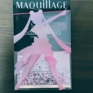 MAQuillAGE - 【新品】マキアージュ ファンデーション セーラームーン ケースのみ