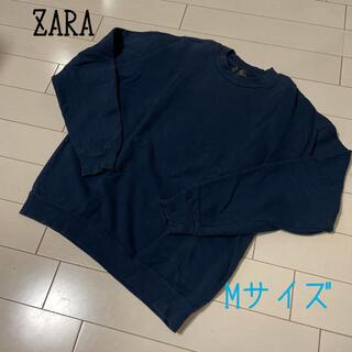 ザラ(ZARA)のZARA☆スウェット トレーナー トップス(スウェット)