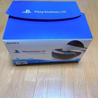 プレイステーションヴィーアール(PlayStation VR)のPlayStationVR with PlayStationCamera(家庭用ゲーム機本体)