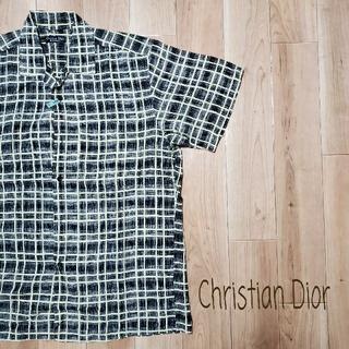 クリスチャンディオール(Christian Dior)のChristian Dior vintage 古着シャツ(シャツ)