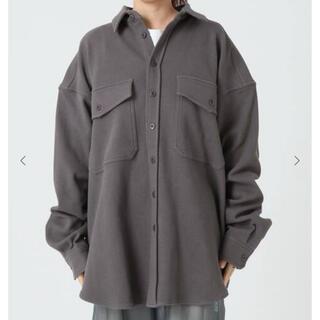 IENA - CITY SHOP cpoジャケット シャツジャケット