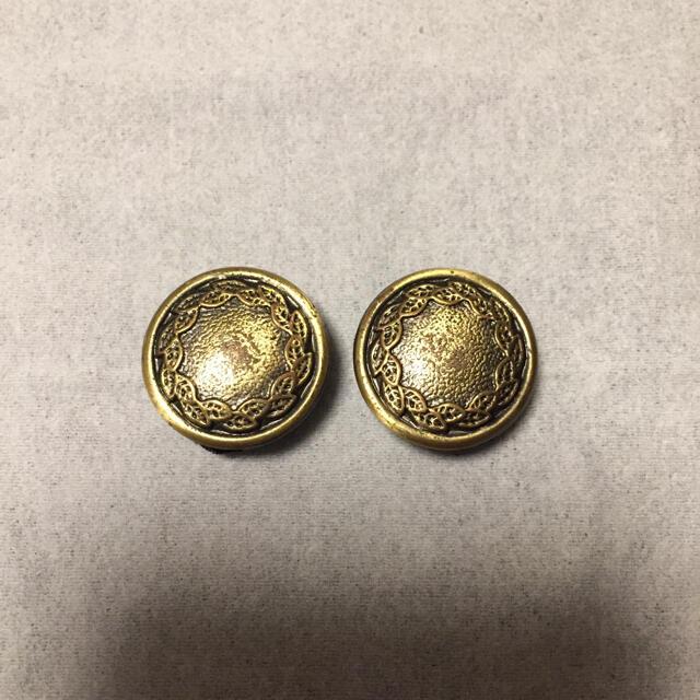 飾りボタン 2個セット エンタメ/ホビーのミリタリー(その他)の商品写真