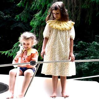 Caramel baby&child  - kalinka kids ワンピース