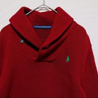Ralph Lauren - 【断捨離】ラルフローレンスポーツ セーター ニット レディース ボルドー S