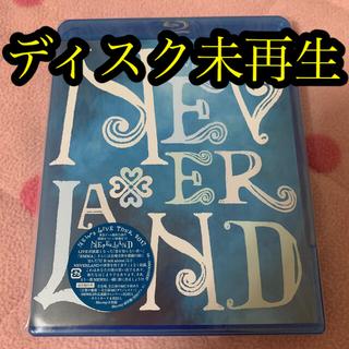 NEWS - NEWS LIVE TOUR 2017 NEVERLAND Blu-ray
