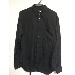 COMME des GARCONS HOMME PLUS ブラックシャツ