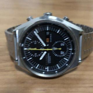 セイコー(SEIKO)のSEIKO クロノグラフ 6138-3000 メンズ アンティーク ヴィンテージ(腕時計(アナログ))