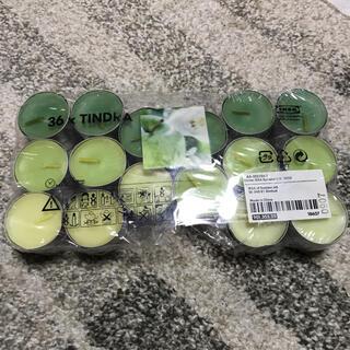 イケア(IKEA)のIKEA キャンドル(アロマ/キャンドル)