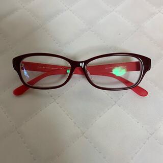 マークバイマークジェイコブス(MARC BY MARC JACOBS)のMARC JACOBS☆眼鏡(サングラス/メガネ)