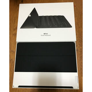 アップル(Apple)の新同 Apple 10.5 iPad スマートキーボード Air 7th 8th(iPadケース)