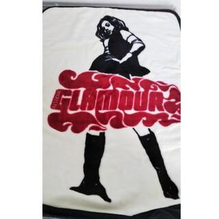 ヒステリックグラマー(HYSTERIC GLAMOUR)の新品 ヒステリックグラマー  毛布ブランケット  ノベルティ(毛布)