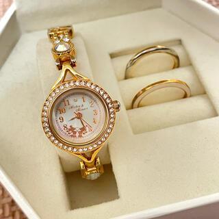 Disney - 《値下げ》ミニーちゃん 腕時計