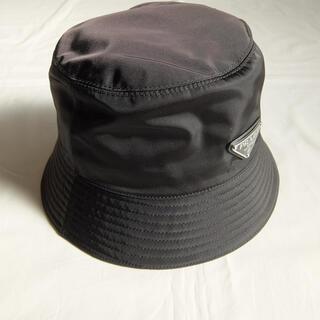 プラダ(PRADA)のprada bucket hat(ハット)