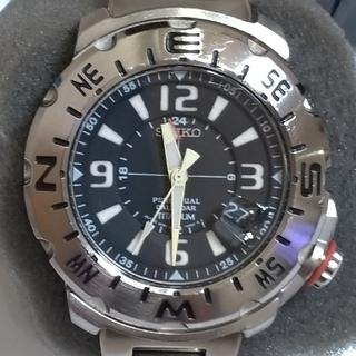セイコー(SEIKO)の新品電池交換済!SEIKO セイコー ランドレック パーペチュアルカレンダー (腕時計(アナログ))