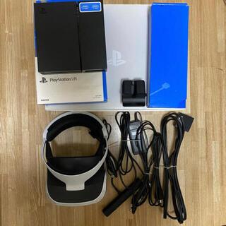 プレイステーションヴィーアール(PlayStation VR)のSONY PlayStation VR PlayStationCamera同梱版(家庭用ゲーム機本体)