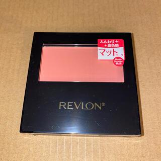 REVLON - 【未使用】☆REVLON☆チーク