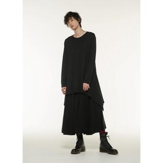 ヨウジヤマモト(Yohji Yamamoto)のGround Y サークルパンツ 黒(その他)