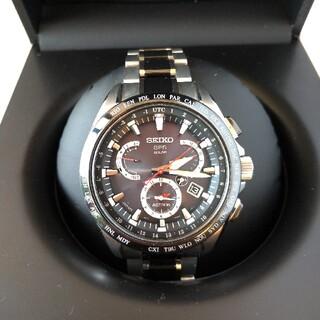 セイコー(SEIKO)の極美品 SEIKO セイコー アストロン SBXB041 8X53-0AB0-2(腕時計(アナログ))