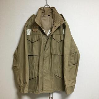 ステューシー(STUSSY)の25年記念STUSSY×ALPHA コラボM-65フィールドジャケット(ミリタリージャケット)