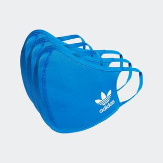 アディダス(adidas)の大人から子供まで使えます!米国adidas発売のマスク3枚セット XS/S (その他)