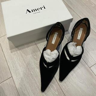 Ameri VINTAGE - 美品!アメリヴィンテージ⭐︎即完売商品 パンプス