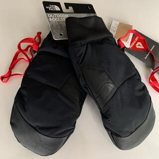 ザノースフェイス(THE NORTH FACE)の【新品】手袋 TheNorthFace ノースフェイス L ブラック(手袋)