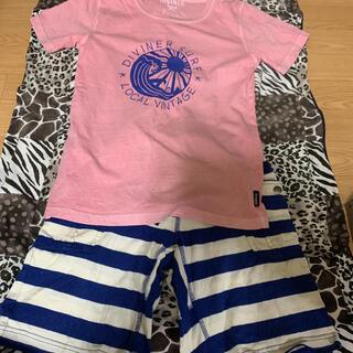 エフオーキッズ(F.O.KIDS)のエフオーキッズパンツ140 と Tシャツ140  2点セット(Tシャツ/カットソー)
