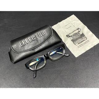 エフェクター(EFFECTOR)のEFFECTOR エフェクター メガネ 眼鏡 allen DEAR FROM(サングラス/メガネ)