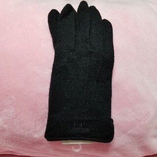 ユーピーレノマ(U.P renoma)のrenoma 手袋 黒(手袋)
