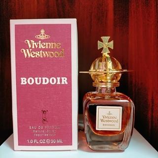 ヴィヴィアンウエストウッド(Vivienne Westwood)のほぼ新品 ヴィヴィアン ウエストウッド ブドワール オーデパルファム 30ml(香水(女性用))
