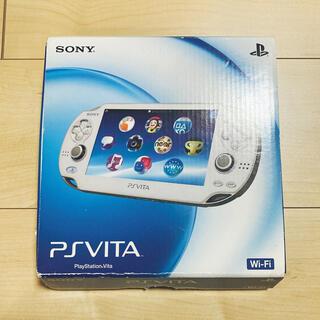 PlayStation Vita - 訳あり新品PlayStation®Vita  Wi-Fi PCH-1000