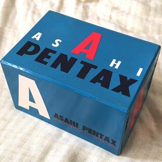 ペンタックス(PENTAX)の旭光学 PENTAX カメラ元箱 当時もの レトロカメラグッズ(フィルムカメラ)