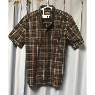 ハーレーダビッドソン(Harley Davidson)のハーレーダビットソン 半袖シャツ Lサイズ相当(シャツ)