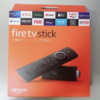 アンドロイド(ANDROID)のfire tv stick 新品未使用未開封(映像用ケーブル)