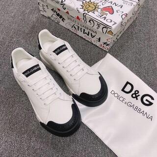ドルチェアンドガッバーナ(DOLCE&GABBANA)のDOLCE&GABBANA スニーカー 人気爆品(スニーカー)