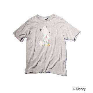 アンユーズド(UNUSED)のweber × UNUSED mickey mouse design tee(Tシャツ/カットソー(半袖/袖なし))